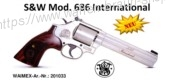 Smith & Wesson Mod 686 International .357 Mag 6 Zoll matt