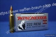 Winchester222Rem,SUPER-X,50gr,PSP,20