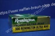 Remington SAFARI MUN .300 REM ULTRA MAG 200GR PSP A FRAME 20 Stück #PR300UM2