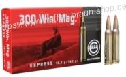 Geco .300 Win Mag EXPRESS 10,7g 20 Stück