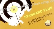 "SK Randfeuerpatr., cal. .22 lr, Standard Plus""""  50 Stück"""""