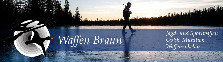 Banner Waffen Braun